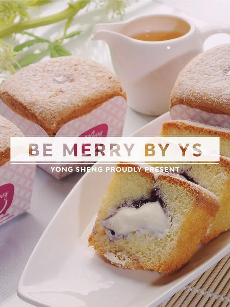Be Merry by YS