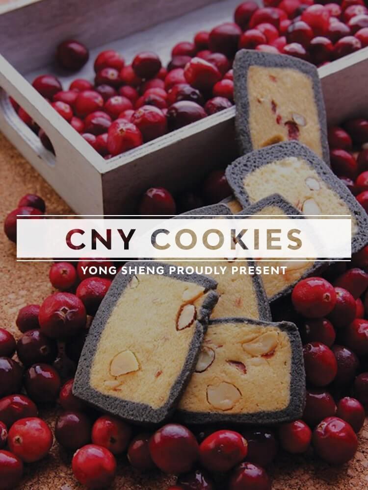 CNY Cookies