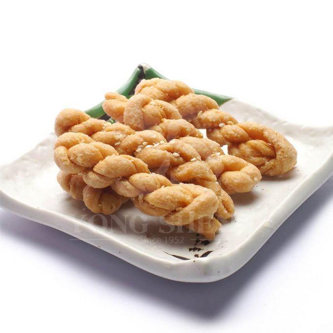 Classic Traditional Snack Series Yong Sheng-Kuih Pintal (B)