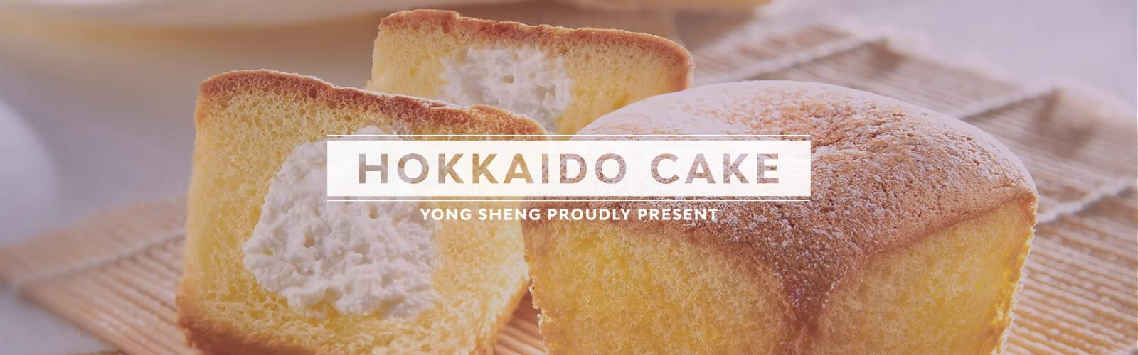 Hokkaido Cake