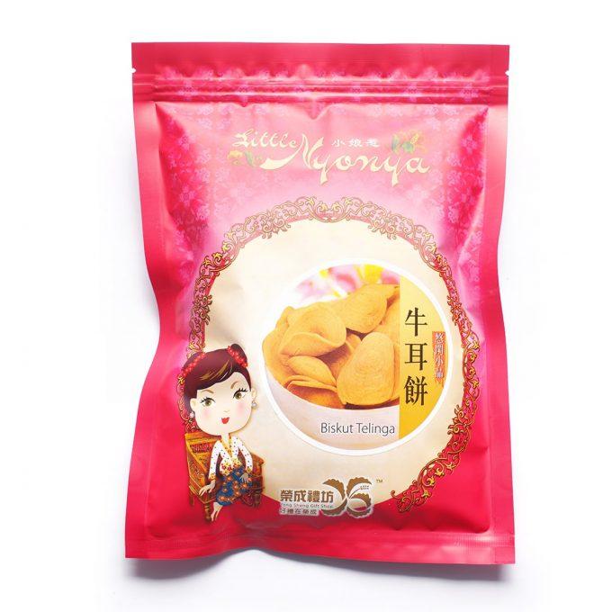 Little Nyonya Snack Series Biskut Telinga