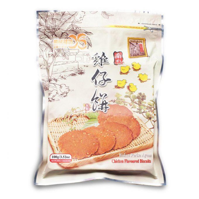 Little Nyonya Snack Series Chicken Flavoured Snack