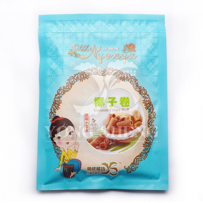 Little Nyonya Snack Series Coconut Crispy Roll (S)