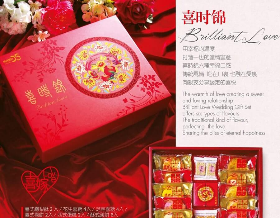 Meaning of Wedding Gift Set