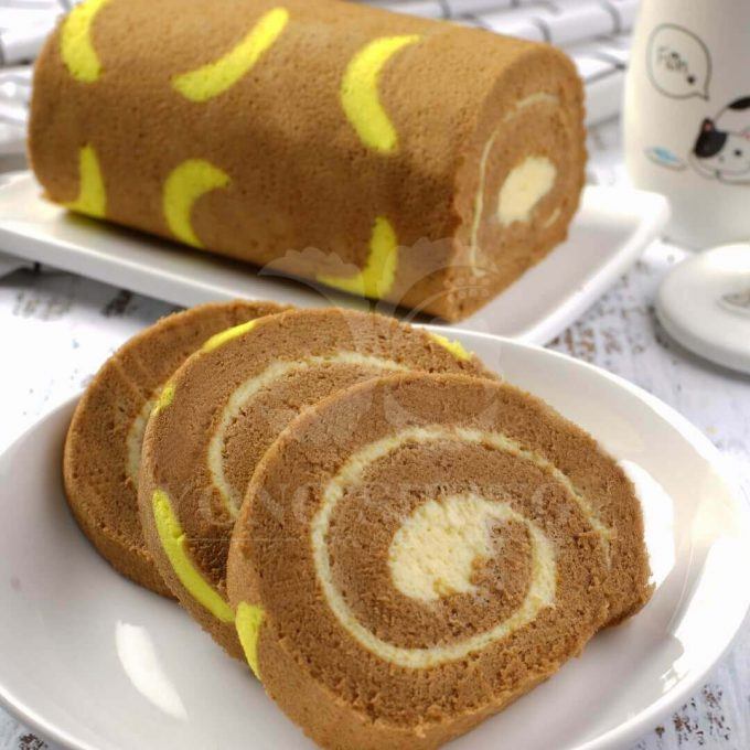 YS-Tokyo Banana Siwss Roll