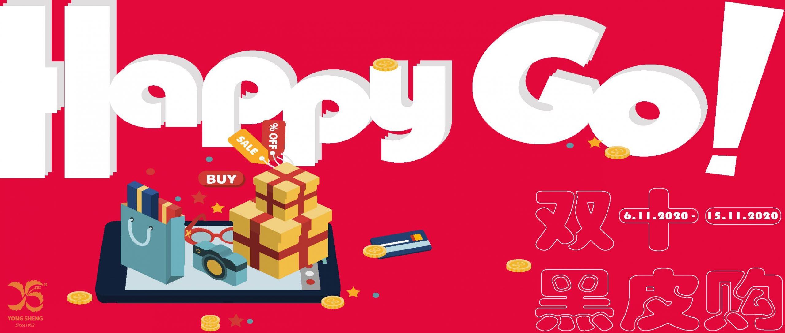 Happy Go 1600 x 678