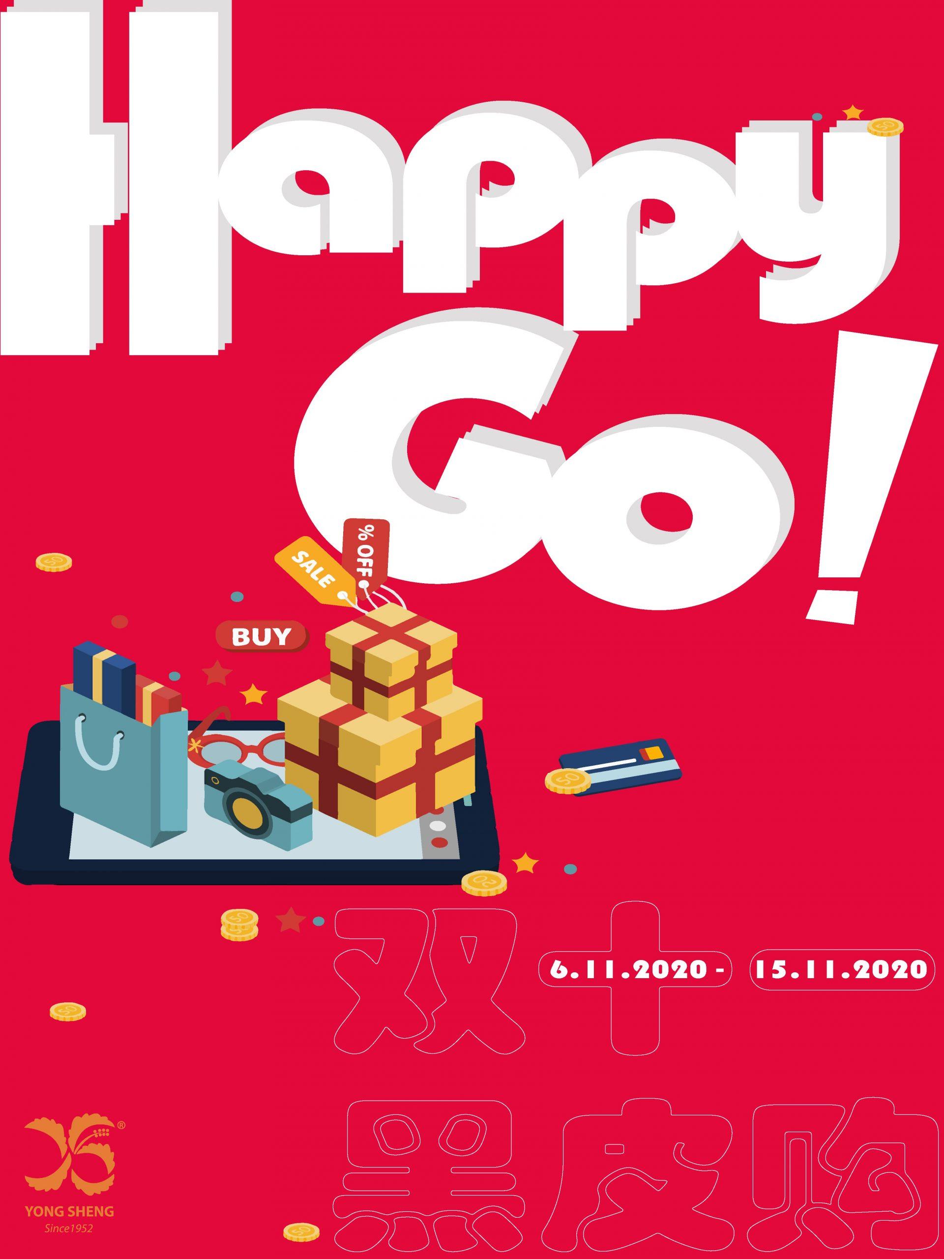 Happy Go 750 x 1000