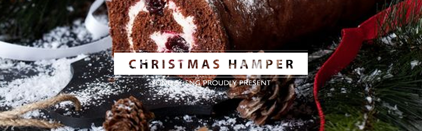 Christmas Hamper Banner